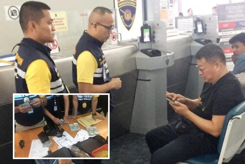Immigration's New Biometric Authentication System Catches Malaysian With US$500,000 Using a Fake Passport