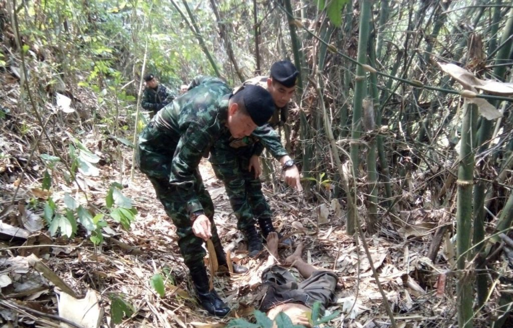 Soldiers Shoot and Kill Suspected Drug Dealer in Chiang Rai's Mae Fah Luang District