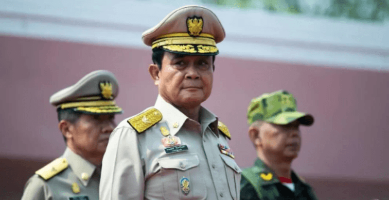 Prime Minister Prayut Wants Extended Control of Thailand's Security Ministries