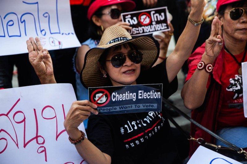 The Death of Thailand's Oldest Political Party
