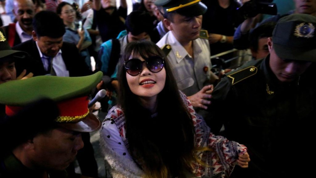 Malaysia Frees Vietnam's Doan Thi Huong Accused in Killing of North Korean Leader's Half-Brother