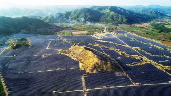ASEAN's Biggest Solar Farm Project Commences Operations in Vietnam