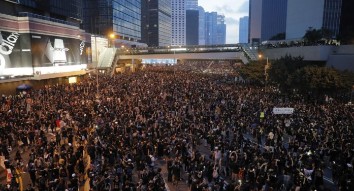 """Hong Kong's Chief Executive Carrie Lam """"The Iron Lady"""" Backs Down from Extradition Bill After Millions Protest"""