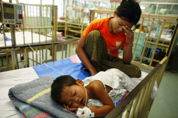 Dengue Cases on the Rise in Thailand 26,000 Cases, With 30 Fatalities in 5 Months