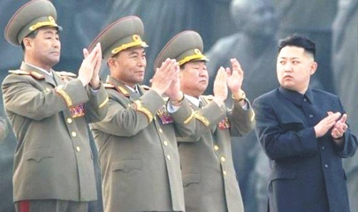 North Korea Allegedly Executes Five Officials for Failure of Trump, Kim Summit