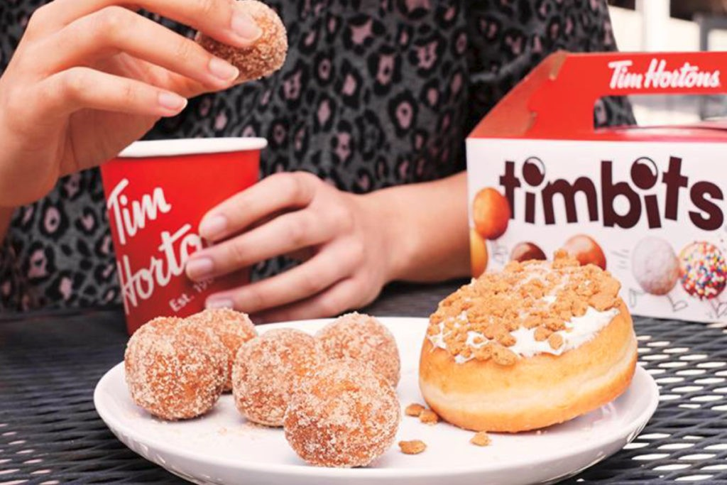 Canadian Coffee Franchise Tim Hortons Coming to Thailand