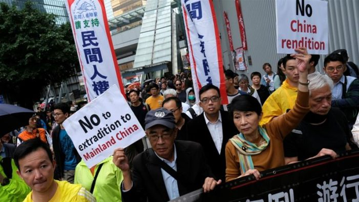 Hong Kong's Extradition Law Huge Blow to the Territory's Judicial Independence