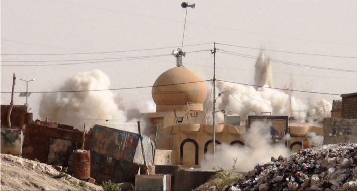 As Mosques Rise in Western Nations, China is Destroying Them