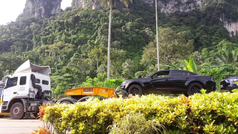 Fast and Furious 9 Kicks Off Filming in Southern Thailand