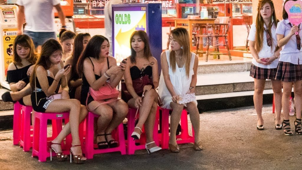 Academic in Thailand Suggests Prostitution Laws Need Change to be in Line with Reality