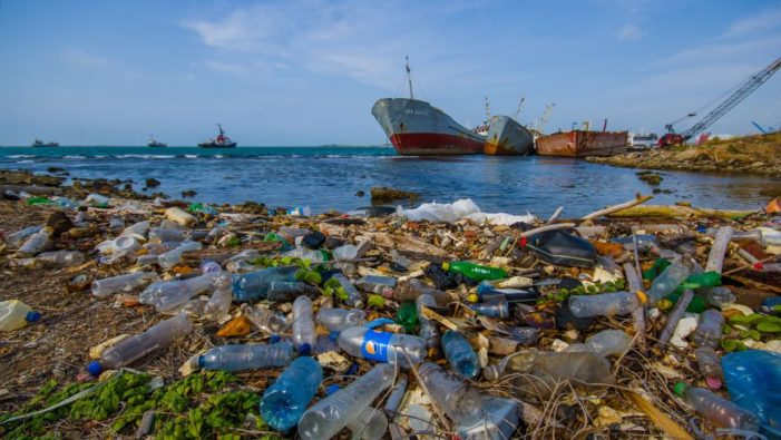 Thailand is Falling Behind in Efforts to Eliminate Plastic Waste