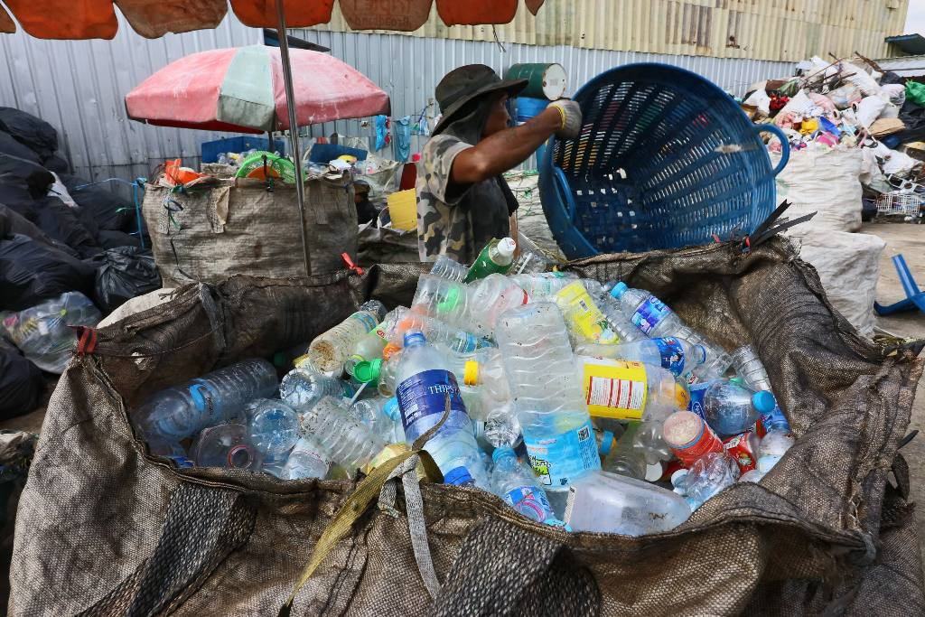 Thailand's Pollution Control Department Says Country's Effort to Reduce Plastic Waste A Success