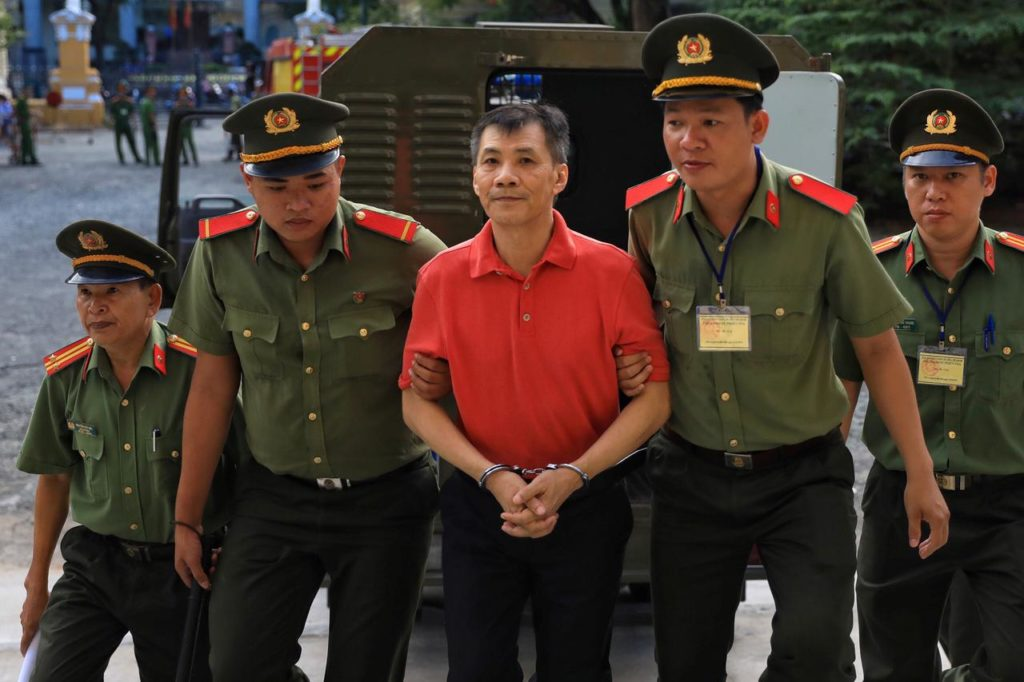 American Man Gets 12 Years for Planning Alleged Coup Against Vietnamese Government