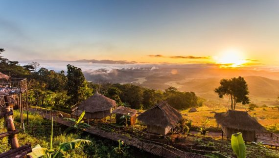 Escape and Discover the Beauty of Chiang Rai in Northern Thailand