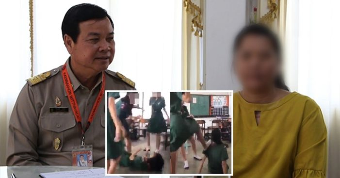 Video of School Girl's Attacking Classmate Goes Viral on Social Media