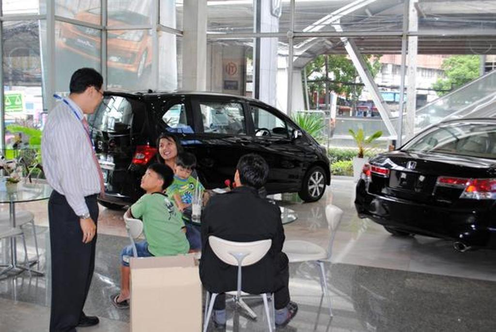 Car Sales Thailand