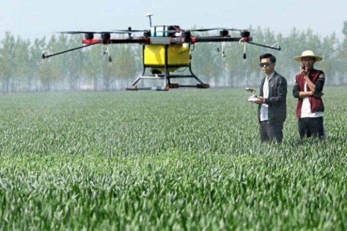 Agriculture Drones to Transform Farmers Lives in Thailand