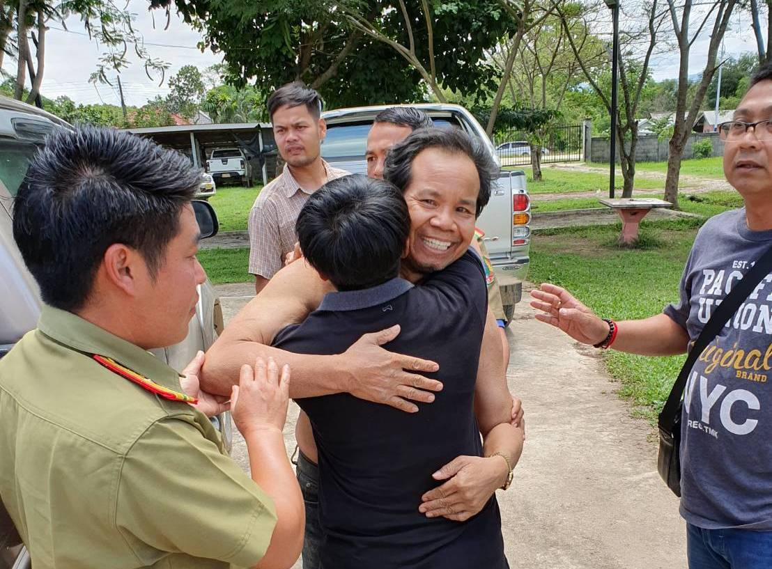 Chiang Rai Cattle Trader Kidnapped in Laos Released by Captors