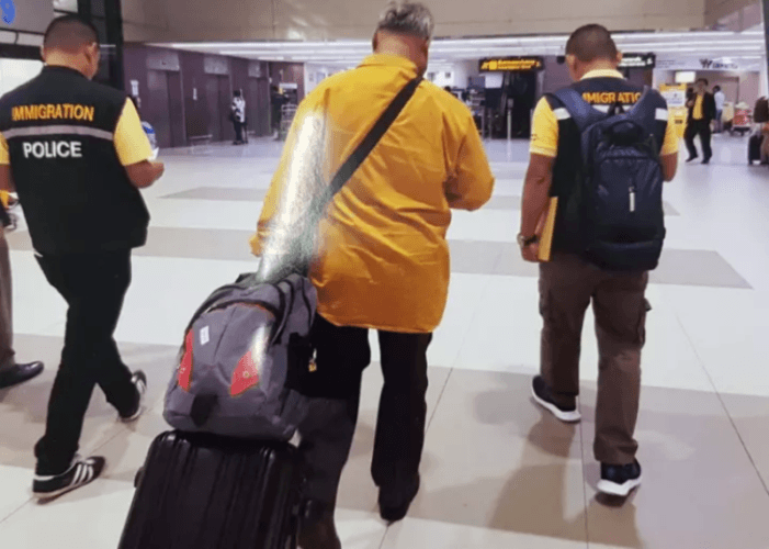 Indian Man Arrested at Phuket Airport for O-A Retirement Visa Scam