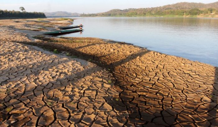 Three Reason Cited for Record Low Levels of the Mekong River