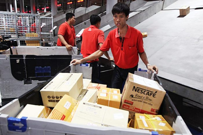 Police Get Tough on Trafficking Through Thailand's Postal Service