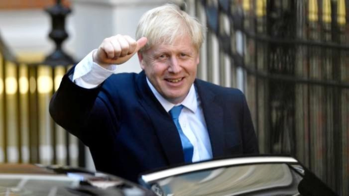 Brexiteer Boris Johnson to Become Great Britons 77th Prime Minister