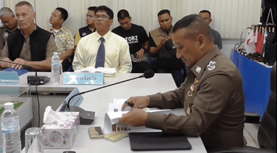 UNHCR, Thai Police Confront Human Trafficking in Southern Thailand