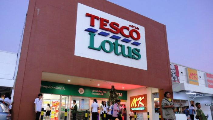 Tesco Lotus to Launch 750 New Stores in Thailand