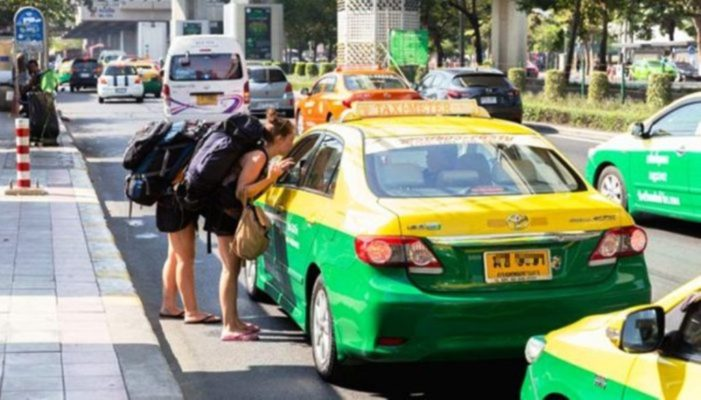 Bangkok Taxis Drivers Busted for Taking Advantage of Fares