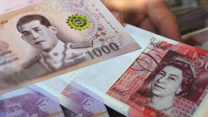 Bank of Thailand Pushes to Knock Thai Baht from its Perch