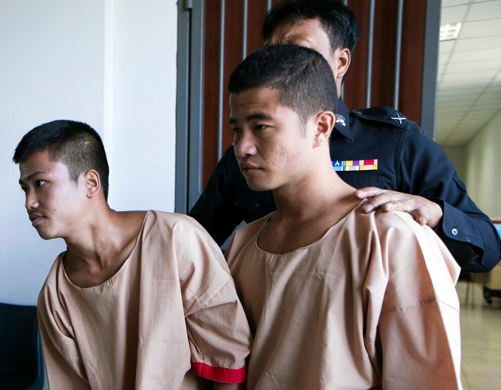 Thailand's Supreme Court Upholds Death Sentence for Burmese Migrants