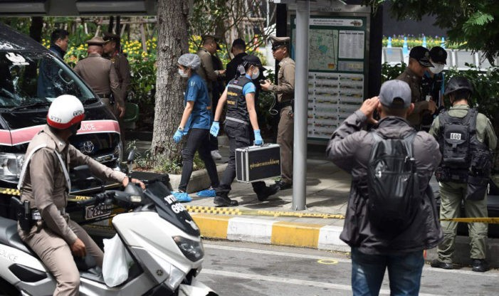 Police Report Fifteen Suspects Involved in Bangkok Bombings