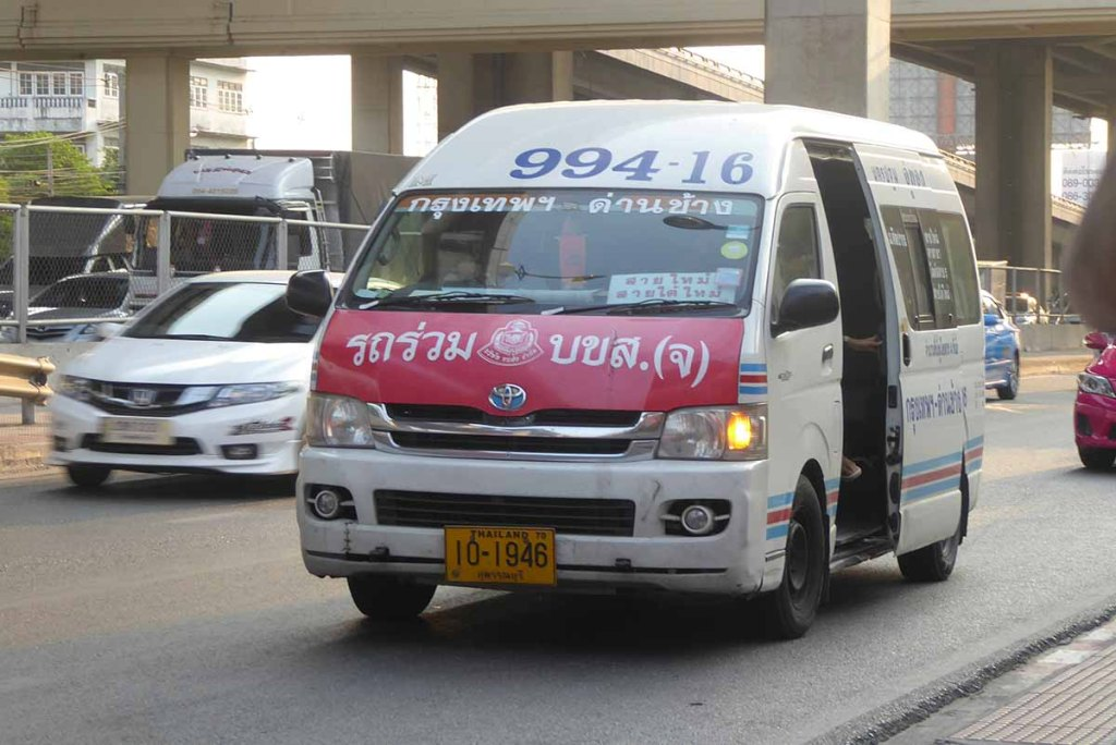 Transport Department to Conduct Checks on Transport Vans and Drivers