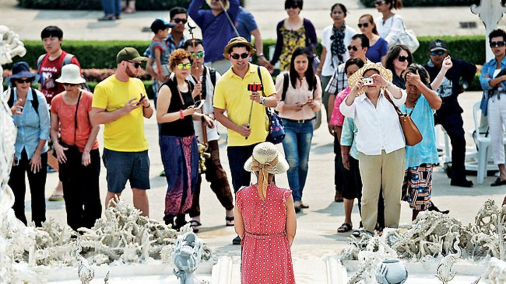 Thailand Faces Tough Times as Chinese Tourism Continues to Drop