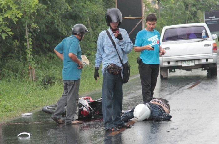 Thailand Resolves to Reduce Road Accidents