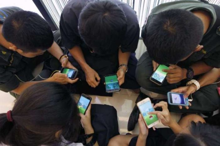 Thai Children Exposed to Violence, and Sexual Harassment Online