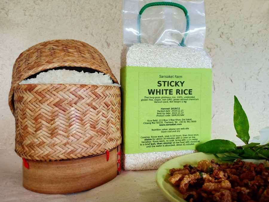 Hoarding Glutinous Sticky Rice in Thailand Could Land You in Jail