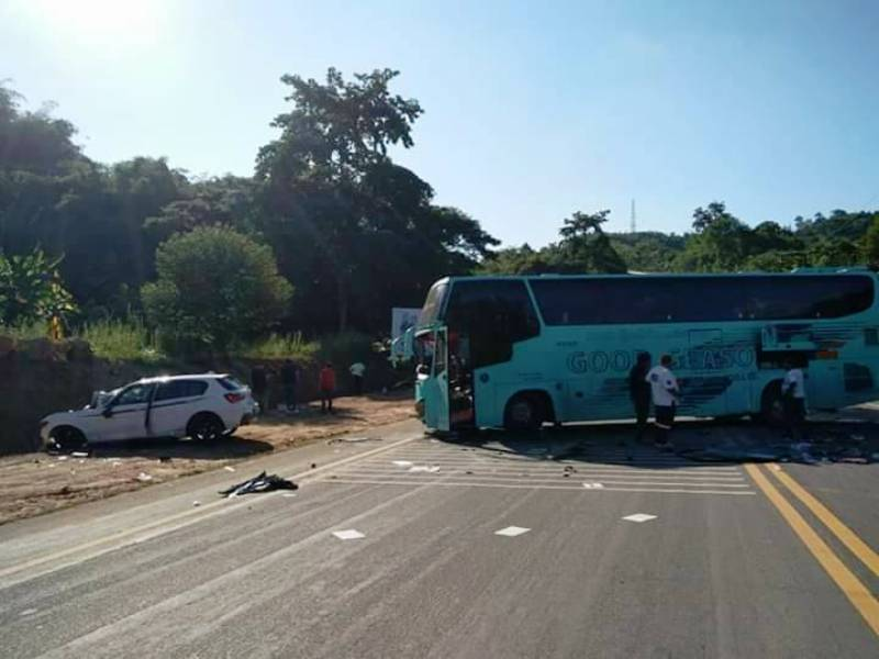 Doctor Dead After Crashing Into Tour Bus Headed for Golden Triangle