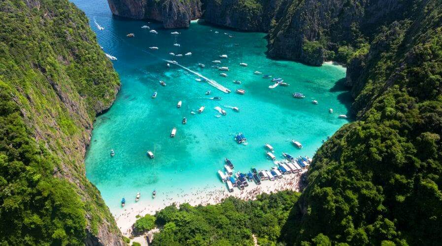 How Tourism and Fame Ruined the Most Famous Beach in Thailand