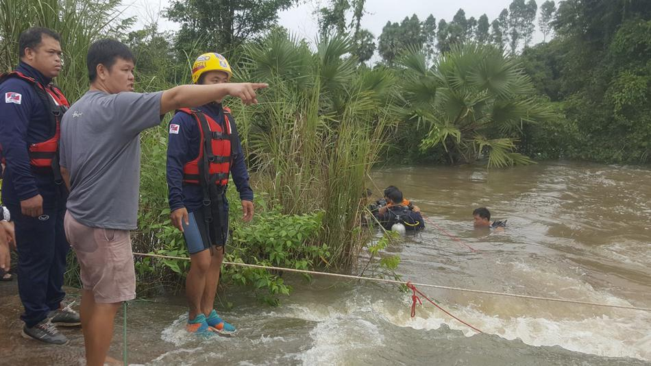 Locals Fear Indian Man Dead after Being Swept Away in Flash Floods