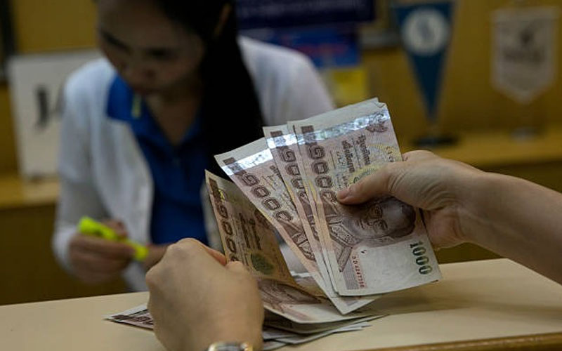 Rises And So Does The Thai Baht