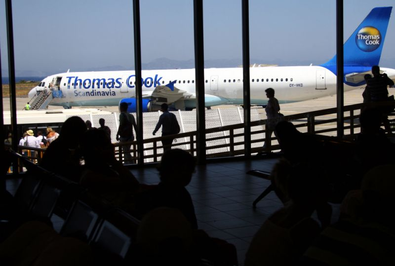 Global Travel Company Thomas Cook on the Brink of Collapse