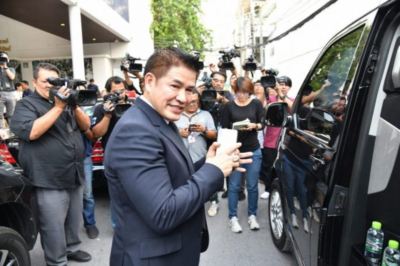 Recorded Documents Emerges of Thammanat's Jail Sentence in Australia