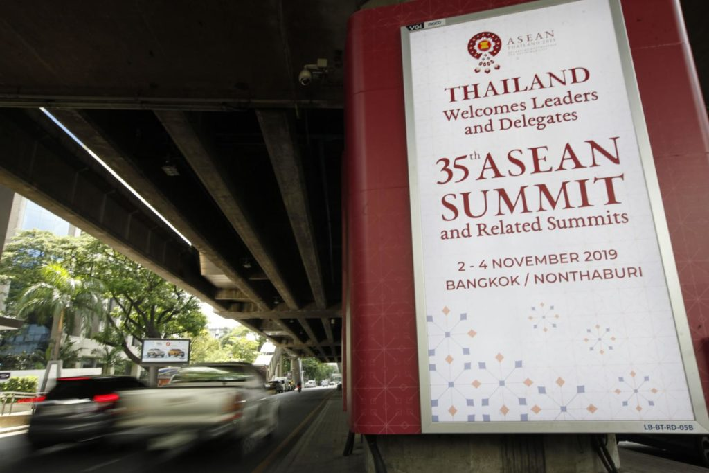 Thailand Beef Up Security Ahead of 35th ASEAN Summit