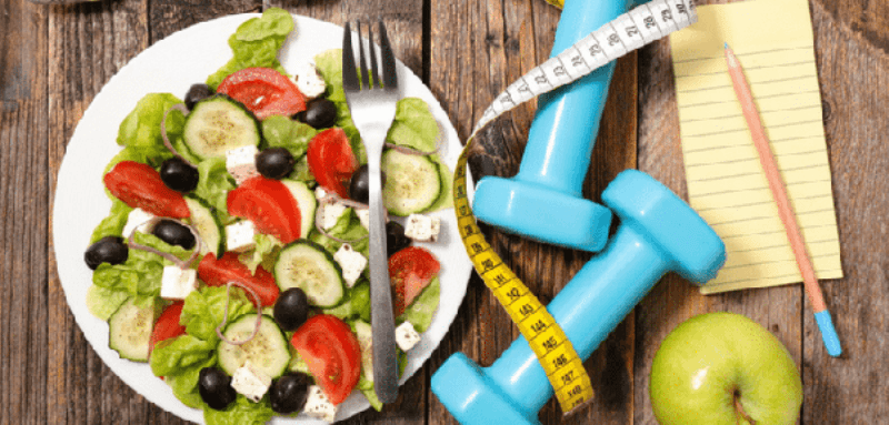 what foods help you lose weight without exercise