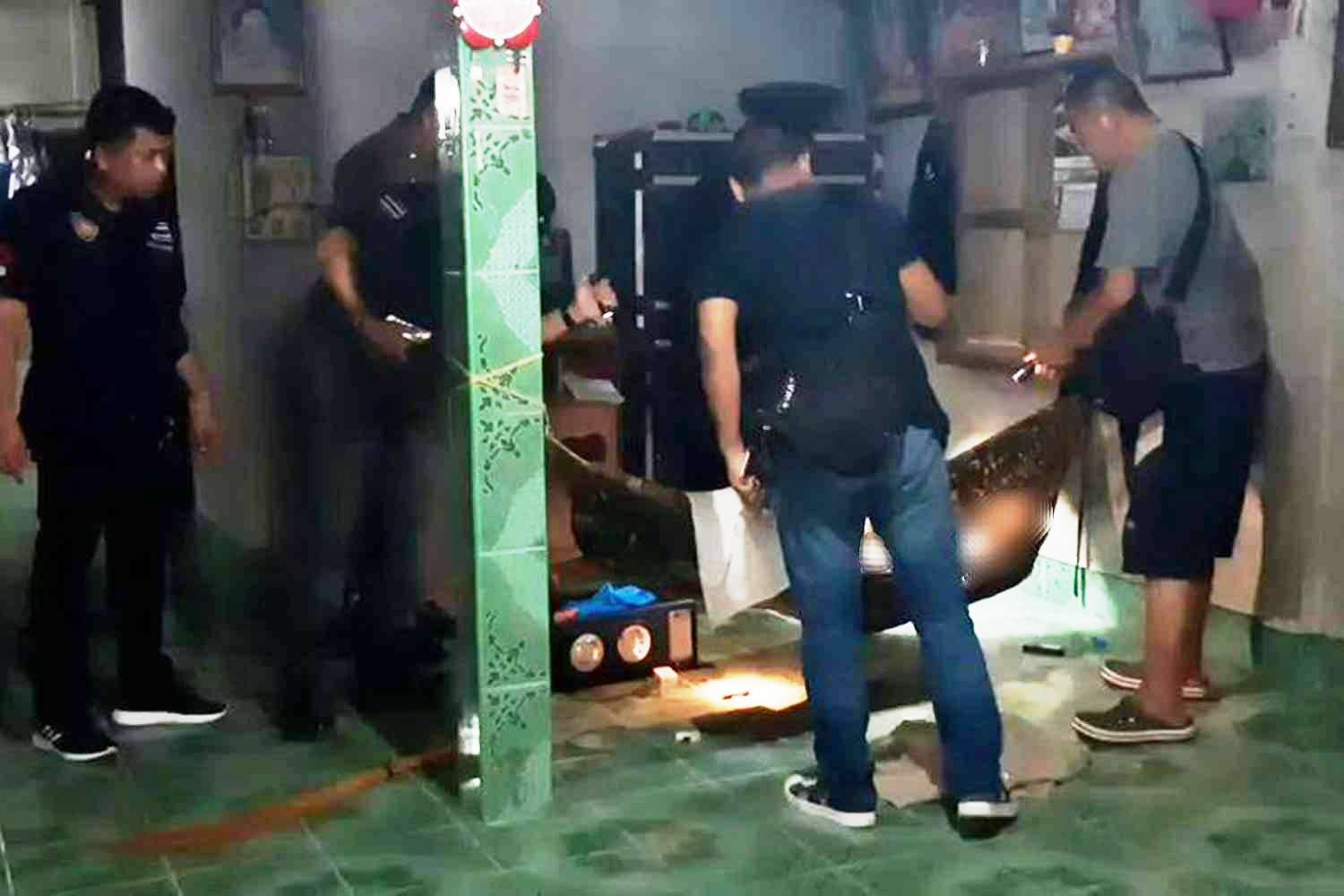 Man Kills Son-in-Law Over Loss of Face in Southern Thailand