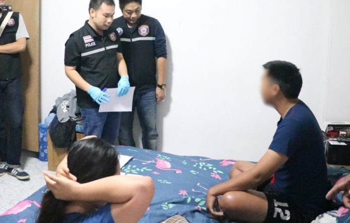 Police Take Down Administrator of a Kiddie Porn Website in Chiang Mai
