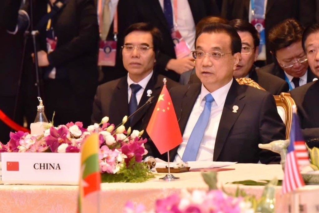 China to Cooperate with ASEAN Nations on South China Sea