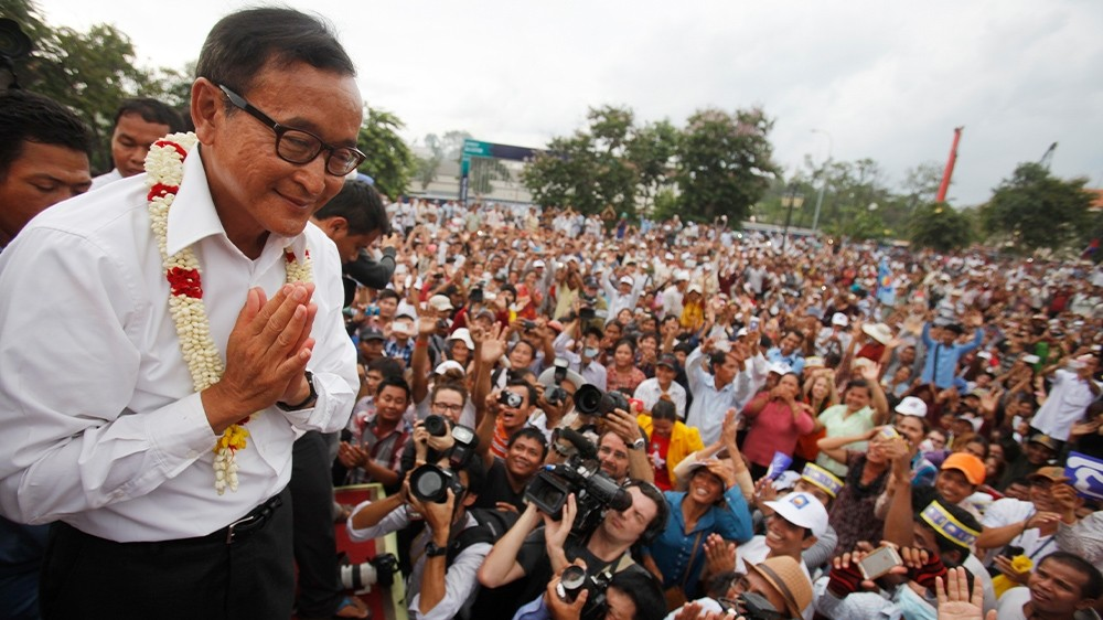 Thailand Bars Cambodia's Top Opposition Leaders Entry into Kingdom