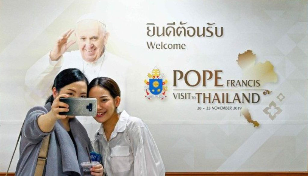 Great Joy and Expectation as Catholics in Thailand Await Pope's Visit